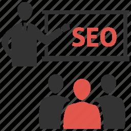 mobile marketing, seo, seo icons, seo pack, seo services, training, web design icon