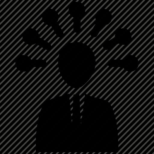 human, mind icon