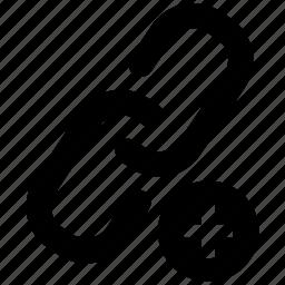 building, link icon