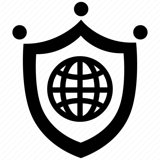 network, protection icon