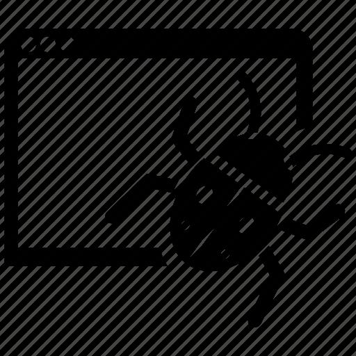 crawler, web icon