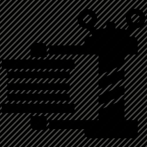 data, zip icon