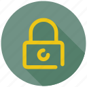 lock, seo, seo pack, web design icon