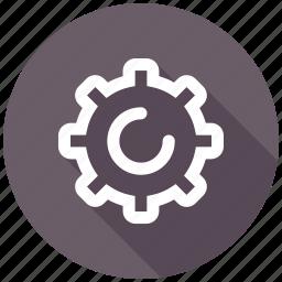 seo, seo pack, settings, web design icon