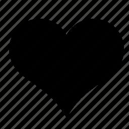 heart, love, romance, saint valentine, valentines icon
