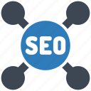 marketing, optimization, seo icon