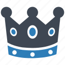 crown, empire, king icon