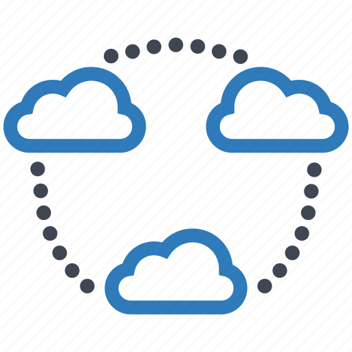cloud, share, storage icon