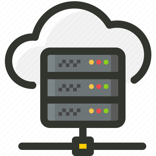 Cloud, database, hosting, server icon - Download on Iconfinder