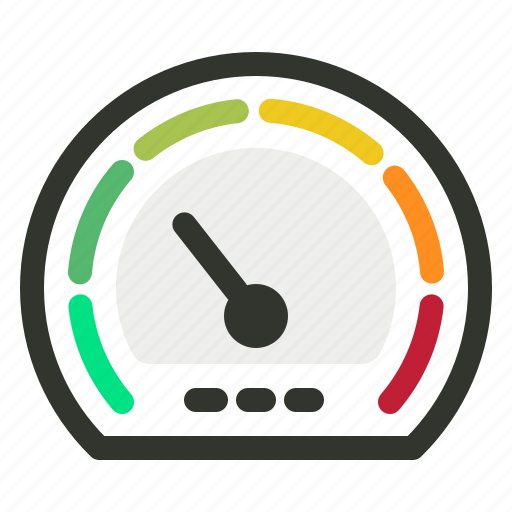 fast, gauge, performance, speed, speedometer icon