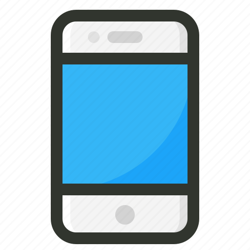 cellphone, iphone, mobile, smartphone icon