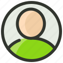 avatar, photo, profile, user icon