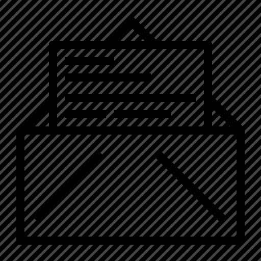 Inbox, letter, mail, massage, seo, web icon - Download on Iconfinder