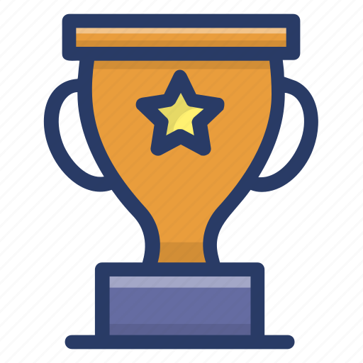 achievement, award, championship, triumph, trophy icon