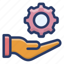 cogwheel, configuration, gear, management, options, setting icon