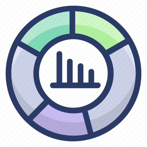 bar chart, business chart, data analytics, infographic, statistics icon