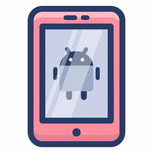 android phone, cellphone, mobile, phone, smartphone icon