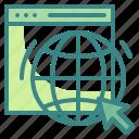 global, internet, online, seo, web, website, world