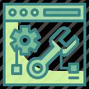 edit, maintenance, repair, seo, setting, web, wrench