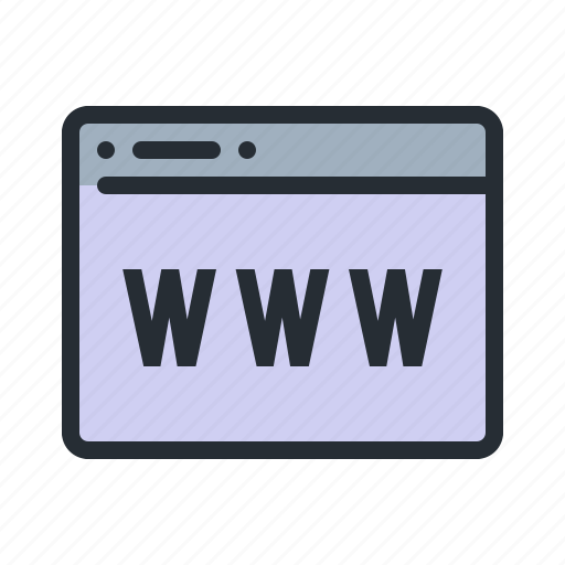 browser, development, internet, optimization, page, seo, web icon