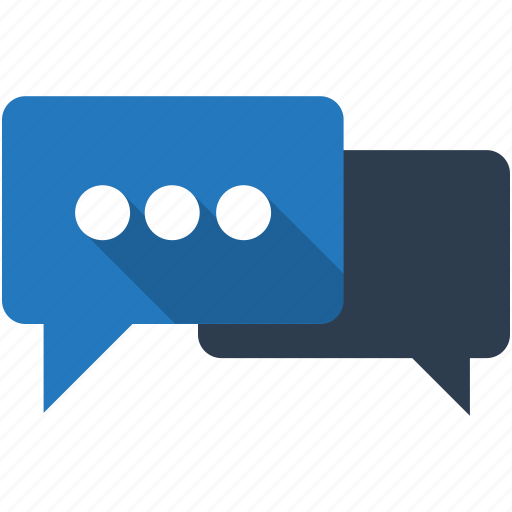 chat, comment, comments, communication, seo icon