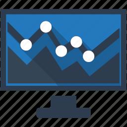 analytics, data, datum, diagram, finance, financial, seo icon