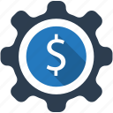 cash, currency, dollar, finance, management, money, seo icon