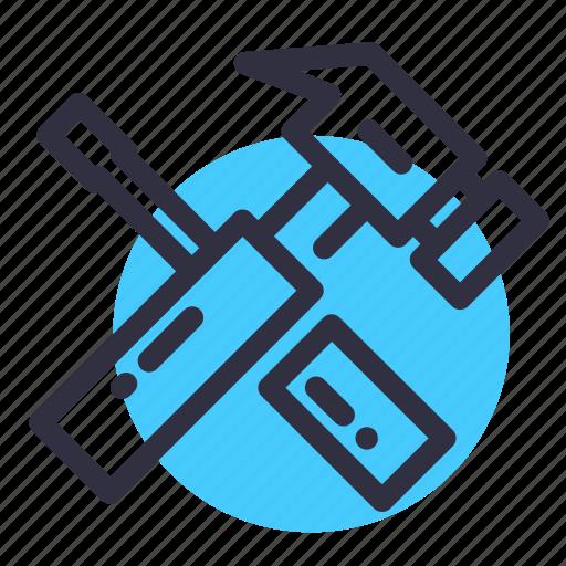 hammer, maintenance, screwdriver, seo, tools, under construction, web icon