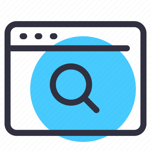 find, net, search, set, targeting icon