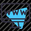 net, online, web, wide, world, www