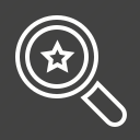 award, search, seo, special icon