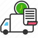 delivery, ecommerce, ontime, order, pay bill, shipping