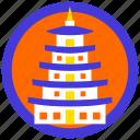 asian, city, cityscape, landmark, seoul, travel icon