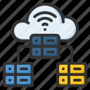 hosting, database, server, storage, network, cloud