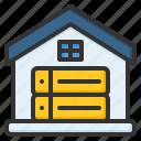 on premise, server, database, storage, data