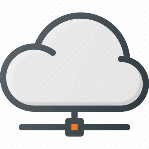 Cloud, data, database, network, server, storage icon - Download on Iconfinder