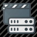 data, database, medial, server, storage