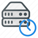 backup, data, database, server, store icon