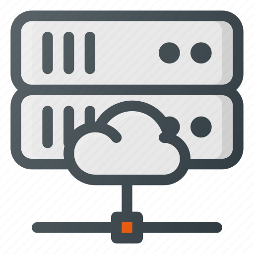 Cloud, data, database, server, store icon - Download on Iconfinder