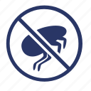 animal, desinsecting, dog, flea, health, mite, vet icon