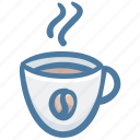 chocolate, coffee, cup, drink, hot drink icon