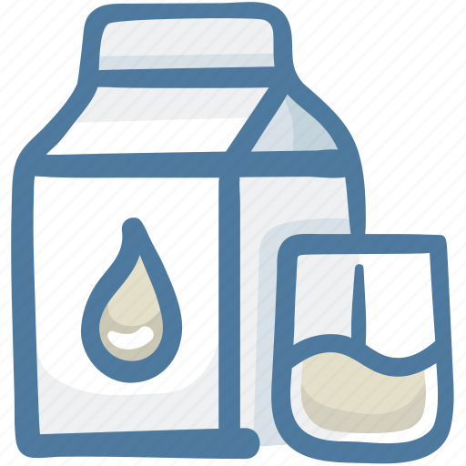bottle, cup, drink, food, milk icon