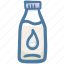 beverage, bottle, drink, food, milk icon