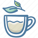 cafe, coffee, cup, drink, hot tea, tea icon