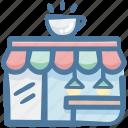 cafe, coffee shop, restaurant, shop, store