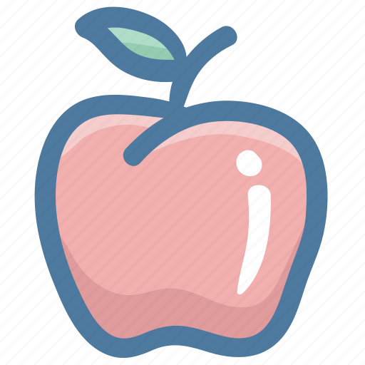 Apple, food, fruit, green apple, red apple, vegetable icon - Download on Iconfinder