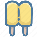 delicious, ice, icecream, popsicle, summer icon