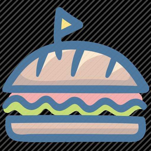 Burger, cheeseburger, fast food, food, junk food icon - Download on Iconfinder
