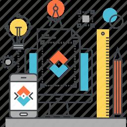 art, computer, design, development, digital, graphic, logo icon