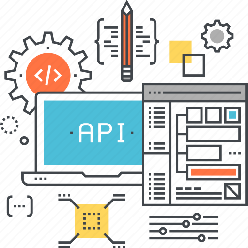 api, app, application, coding, development, program, software icon